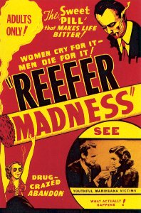 Reefer Madness Poster 1936