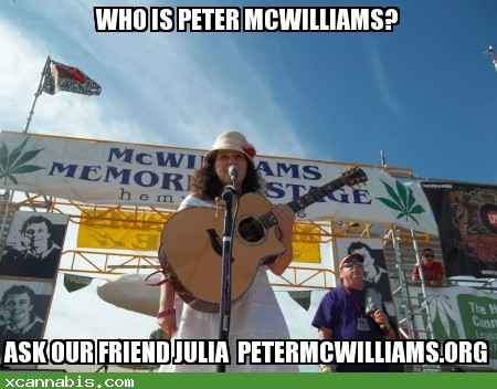 Who is Peter McWilliams?