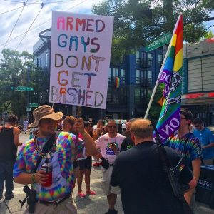 Seattle Pridefest Open Carry